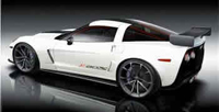 photo of Chevrolet Corvette ZO6x